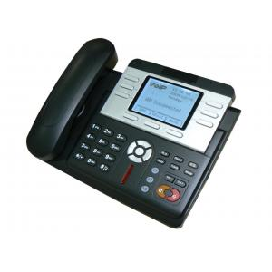 China SIP IP Phone,support 3 SIP lines and PoE on sale