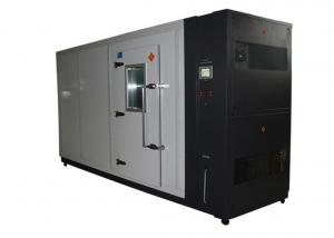 China Pharmaceutical Laboratory Testing Equipment , Walk In Climatic Chamber CE Certificated on sale