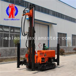 China High Quality FY200 Dth Drilling Rig Crawler Borehole Water Well Drilling Machine For Sale on sale