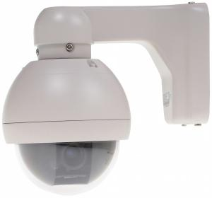 China Vandal Proof Speed Dome CCTV PTZ Cameras , 1/3 Sony Effio-E Color CCD on sale