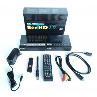 Promotional Multifunction Best HD IPTV DVB S2 Set Top Box IP