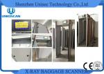 256 Sensitivity security walk through gate metal detector with 33/ 45 zones optional network