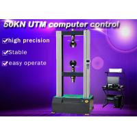 5 Ton UTM Electronic Universal Testing Machine 50KN Computer Servo Control