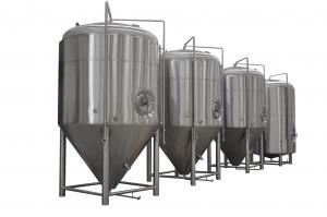 China AISI 304 20 BBL / 200 BBL Home Microbrewery Equipment For Fermenting 220V / 380V on sale