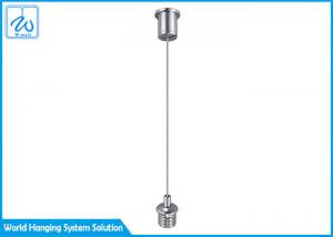 China SGS Easy To Install Light Suspension Kit For Led Ceiling Lights Fixtures on sale