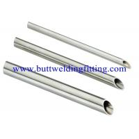 China ASTM / ASME Nickel Alloy Pipe Inconel 625, Alloy 625, Nickel 625, Chornin 625 on sale