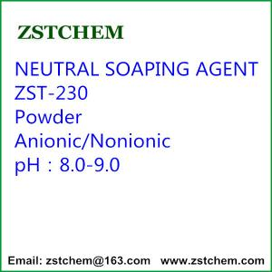 China NEUTRAL SOAPING AGENT ZST-230 on sale