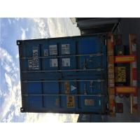 Steel Dry 2nd Hand Storage Containers / Purchase Used Shipping Container