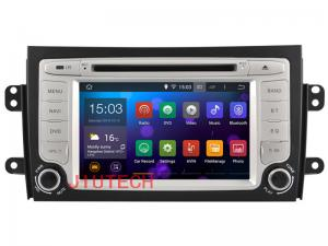 China Android 4.4Two Din Car dvd player SAT NAV For SUZUKI SX4/ car gps BT multimedia system suzuki sx4 2006-2012 car audio dv on sale