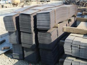 China Q235B / Q345 / 16MN Mild Steel Plate , High Strength Carbon Structural Mild Steel Slabs on sale