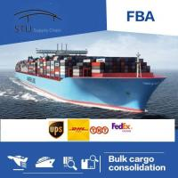 Freight forwarder HK Door to door dropshipping rates from china to usa amazon fba warehouse