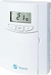 China room thermostat,  digital thermostat,  hvac thermostat,  trane,  motorized valve,  temperature sensor,  communicating thermostat,  thermostatic radiator valve on sale