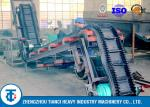 Heavy Duty Industrial Large Angle Sidewall Conveyor Belt Rubber Corrugated Type