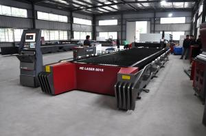 China Professional Supplier Low Noise Stainless Steel / Carbon Steel CNC Fiber Laser Cutting Machine on sale