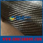 ткань волокна углерода weave twill 3k 2x2