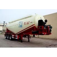 CLWLiangshan Dongyue 9.9 m 31.3 t 3 axes density powder material transport trail