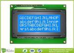 Monochrome COB Type 16x4 Character Lcd Display Panel STN Blue Negative