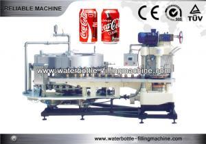 China Machine de remplissage de boîte en aluminium 2 dans 1 machine de cachetage de bouteille de Monoblock on sale