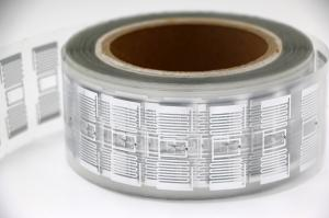 China Printable EPC Gen2 RFID Tag Label , Asset Management uhf rfid tags 43x18mm on sale