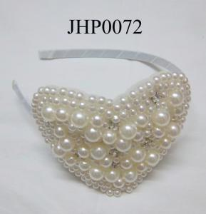 China pearl hair band on sale