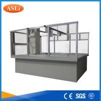 China Electronic vibration test simulation transport vibration test machine for carton,package,cargo,luggage on sale