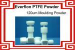 China PTFE Resin / PTFE Molding Powder / 120um size / Moulding Processing wholesale