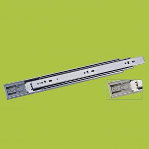 China 45mm High Quality Drawer Slides 14, Furniture Hardware Fitting on sale