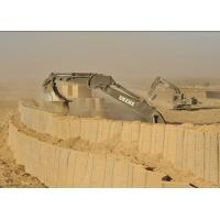 China Hot Dipped Galvanized Hesco Barrier MIL 7 Defensive Hesco Bastion for Saudi Arabia on sale