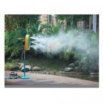 Un humectador del aire/una fan industriales más grandes del espray
