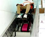 Электрические внедорожные корабли, вверх и вниз лестниц кресло-коляскы, подарок Рождества