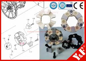 Quality Excavator Coupling fixs Caterpillar Excavator E70B for Engine Driven Hydraulic for sale