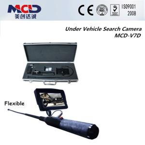 China IP68 Car Searching under vehicle camera Surveillance MCD - V7D on sale