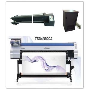 China Dual Epson DX7 1440dpi Textile Flag Printing Machine For Tablecloth Making on sale