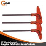 Factory wholesale cheap T handle allen key wrench
