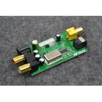 China audio converter Assembly L12 input signal conversion analog RCA signal output  PCBA on sale