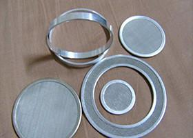 China Stainless Steel Filter Screen Single Or Multi Layers CE Certification on sale