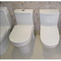 China Bathroom sanitary ware wc toilet & Siphonic one piece ceramic toilet bowl on sale