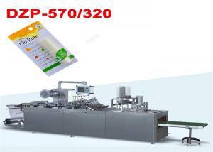 China empaquetadora de la ampolla de la tableta del lápiz labial 380V/220V para el equipo vivo diario on sale