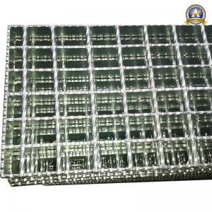 China Serrated Steel Grating on sale