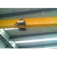 LD Type Electric Single Girder Overhead Crane 1-20 Ton With Monorail Hoist