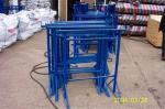 Adjustable Steel Trestles For Builders , Heavy Duty Steel Trestles Multi Color