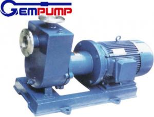 China ZCQ Self Priming Centrifugal Pump , Stainless steel self-priming magnetic pump on sale