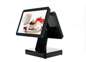China Android 4.4 Touch Screen POS Ordering System?With WIFI 15 Inch Dual Screen on sale