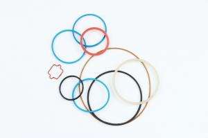 China Motorcycle / Medical Rubber Parts , Silicone O Ring Medical Rubber Products on sale