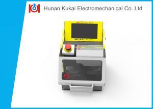 China Smart Duplicate Automobile Keys Cutting Machine Automated SEC-E9 on sale