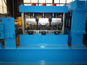 China 18 Forming Stations C Z Purlin Roll Forming Machine on sale