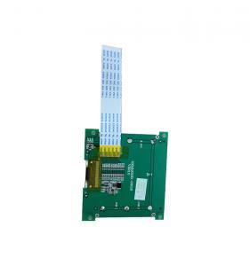 China smart custom graphic lcd screen display white backlight fstn 160x160 lcd module on sale