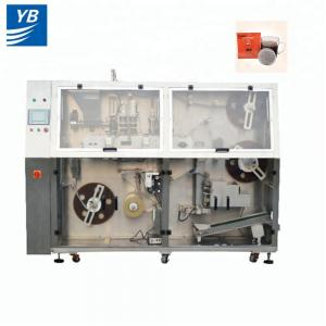 China 3g-10g Automatic coffee pod packing machine on sale