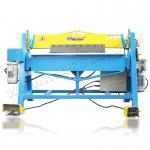 Electric metal plate bending machine iron sheet bender machine aluminum folding machine