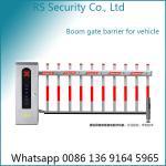 Longitud eléctrica sensacional anti del brazo del operador los 3-6m de la puerta de la barrera del auge del estacionamiento